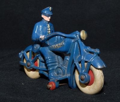 Champion Motorcycle Cop, Large, NICE