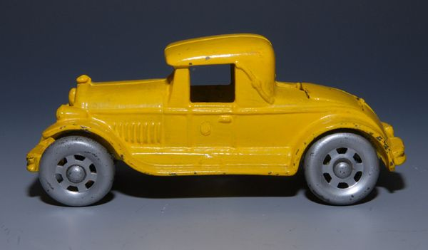AC Williams Coupe w/Rumble Seat - REPAINT