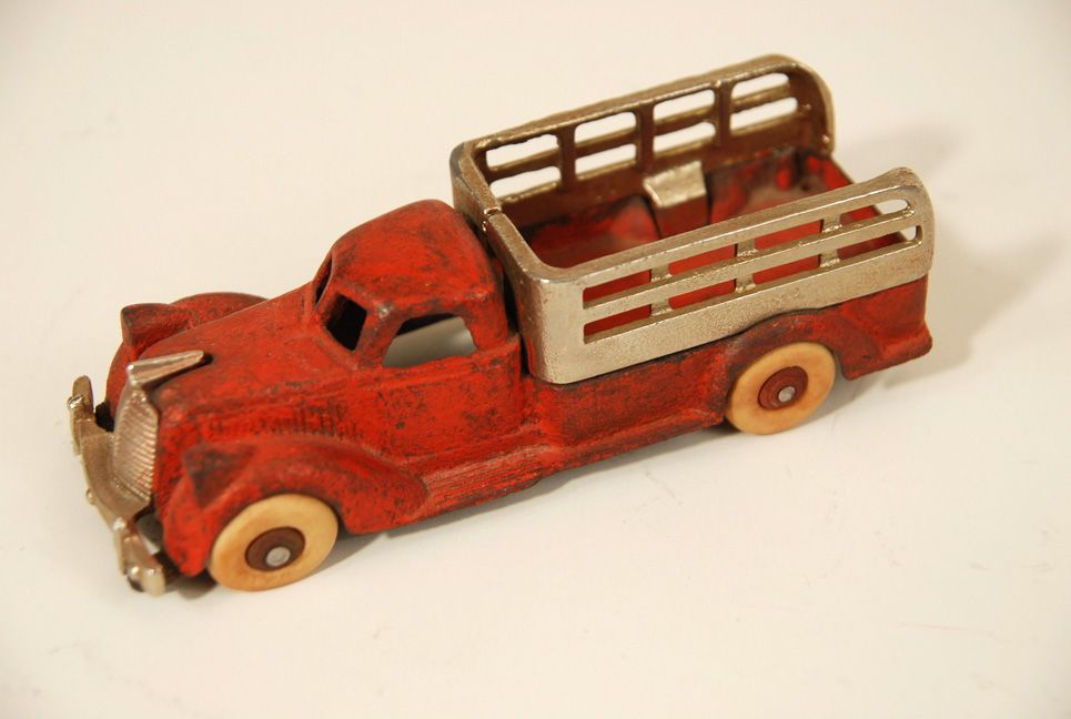 Hubley Stake Bed Truck, 7""