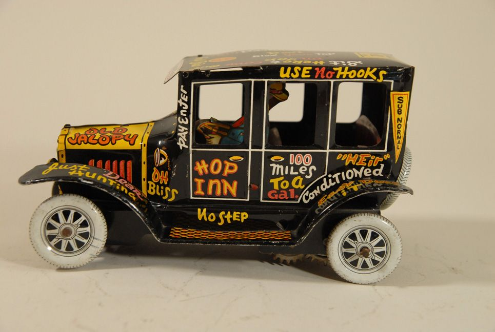 Marx Old Jalopy, Near Mint!