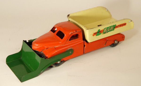 Buddy L Hi-Lift Scoop-n-Dump truck