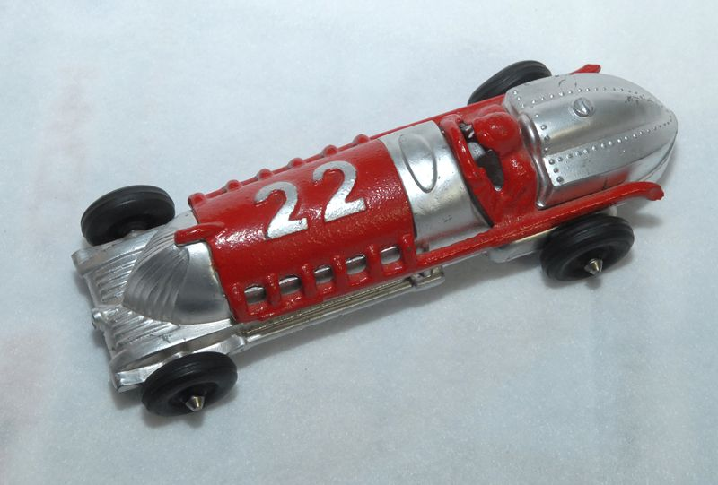 Hubley Racer No. 22, Near Mint!