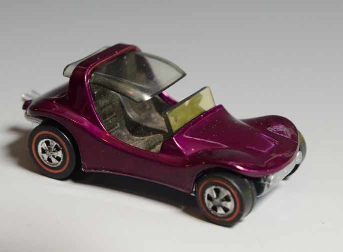 Hot Wheels Redline Sand Crab, 1969, plum?