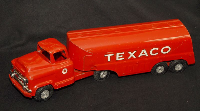 Buddy L Texaco Tanker, 1955