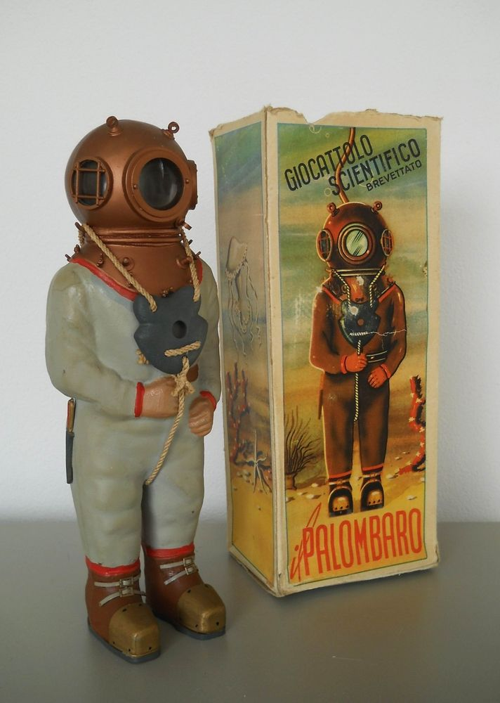 Underwater Deep Sea Diver toys wanted