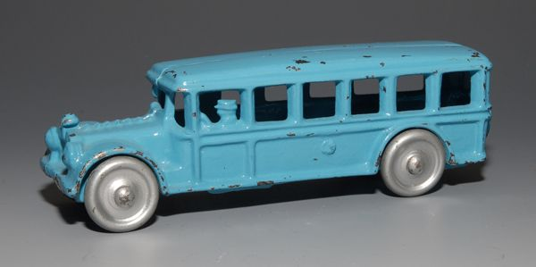 Arcade Fageol Bus, 6-Inches, REPAINT