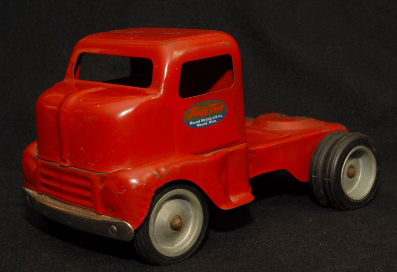 1949 Tonka Cabover, Cab Only Semi Truck