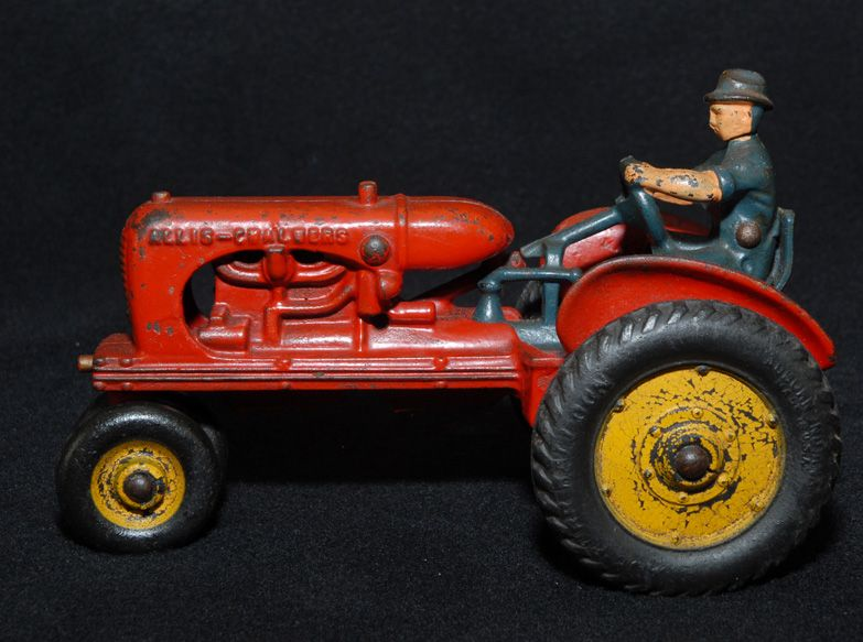 Hubley Allis Chalmers Tractor, 1939, Excellent!