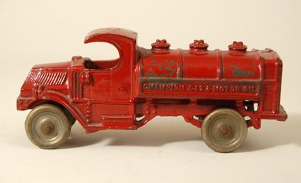 Champion Gas Truck, Cast Iron